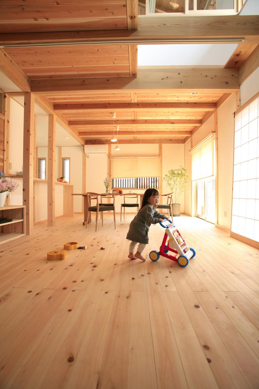 11/5(土)・6(日)『雨楽な家』完成見学会